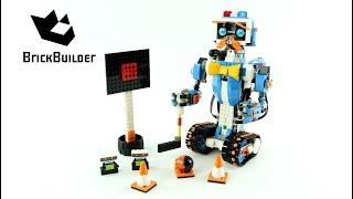 Lego Boost 17101 Creative Toolbox - Lego Speed Build