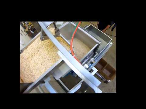 Vibratory Filler 100-HDX | Product Demonstration Video | All Fill Inc. VF-HDX Series