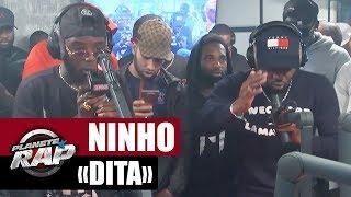 "Ninho ""Dita"" Feat. Hös Copperfield #PlanèteRap"