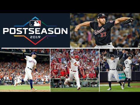 MLB Postseason - ALCS and NLCS   2 Games In, Who Has the Edge?