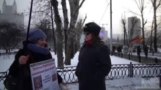 Поддержать национальный курс нашего президента. Бойкова Вера