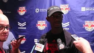 Entrevista de BWP Sept. 16th DC United v RBNY