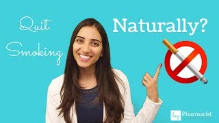 A Natural Way to Quit Smoking?