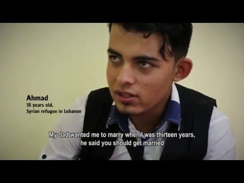UNFPA supports Syrian Youth in Lebanon