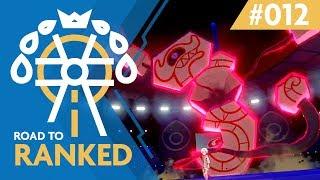 Runerigus  - (Pokémon) - Road to Ranked #12 - Spooky Runerigus!   Competitive Pokemon Sword/Shield Battles