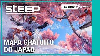 MAPA GRATUITO DO JAPÃO - Steep