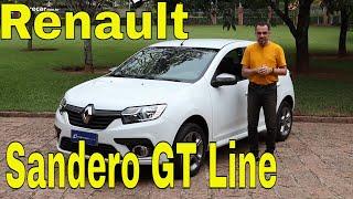 Avaliação: Renault Sandero GT Line 1.0