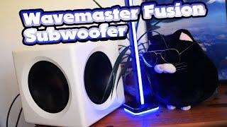 Wavemaster Fusion Subwoofer Erfahrungsbericht