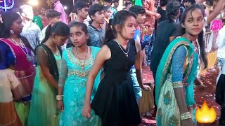 Jio_Mobile_Wali_Female_Dance // Arjun R Meda // Adivasi Dance // Adivasi Songs // New Timli // Dahod