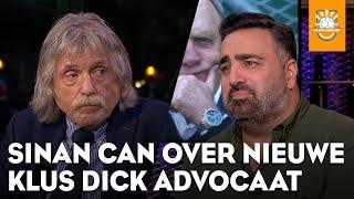 Sinan Can laat ander geluid horen over nieuwe klus Dick Advocaat: 'Ik was aangenaam verrast'