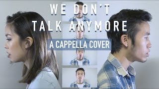 We Don't Talk Anymore (Acapella Cover) - Charlie Puth ft. Selena Gomez | INDY DANG