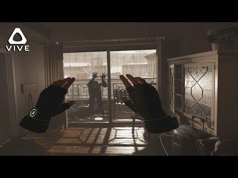 VR殭屍遊戲