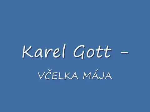 Karel Gott - Včelka mája (Official Music Video) I Michael Songs