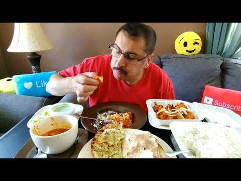 Indian food/chicken tikka masala /Mukbang