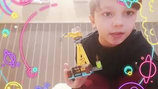 Лего спайдермен .Lego spider man