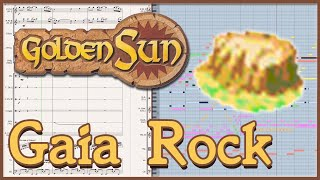 """New Arrangement: """"Gaia Rock"""" from Golden Sun: The Lost Age (2002)"""