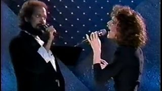 CÉLINE DION & DAN HILL - Can't we try (Live / En public) 1988