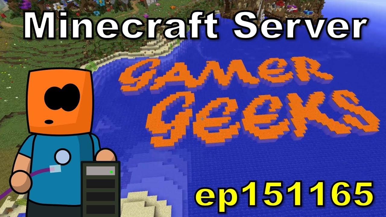Minecraft Server Update ep151165