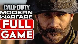CALL OF DUTY MODERN WARFARE Gameplay Walkthrough Part 1 Campaign FULL GAME [1080p HD ] No Commentary