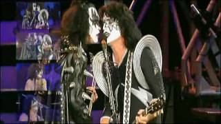 HD KISS Lick It Up