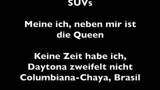 Ardian Bujupi Feat. Fero47 Wie Im Traum Lyrics