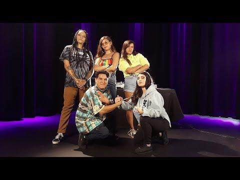 The Cypher Effect - Raquel Divar / BekahBoo / Amber Ryann / Verde / DJ JG