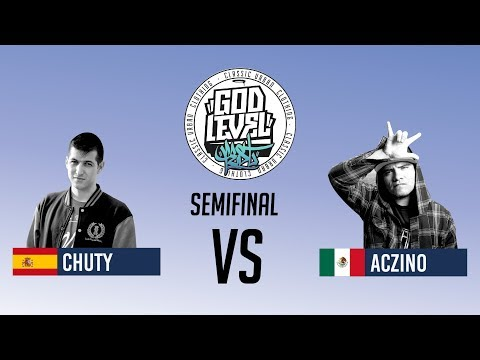 ACZINO VS CHUTY / SEMIFINAL / GOD LEVEL ARGENTINA