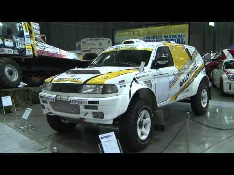 Závodní stroje na veletrhu Motorsport EXPO Brno 2013