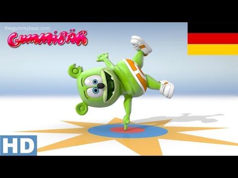 Ich Bin Dein Gummibär HD - Long German Version - 10th Anniversary Gummy Bear Song