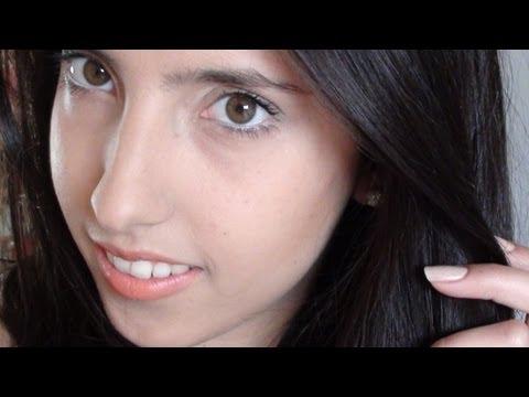 Die Pigmentflecke auf der Person und die Abtragung