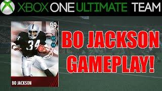 Madden 15 - Madden 15 Ultimate Team -  BO JACKSON GAMEPLAY | MUT 15 Xbox One Gameplay