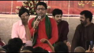 preview picture of video 'Kafi Hai Ye Samajny Ko Rutba Hussain a.s Ka By Mir Hassan Mir'