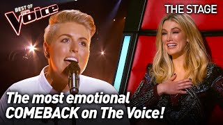 Kim Sheehy sings 'Both Sides Now' by Joni Mitchell | The Voice Stage #14
