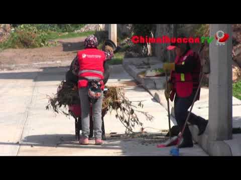 """Ya son más de 700 vialidades limpias con el programa """"Jornadas de limpieza 2019"""""""