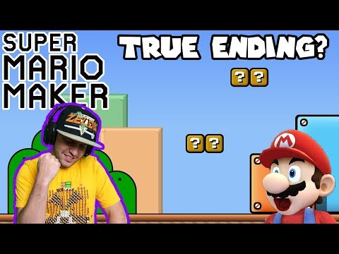 Nothing's Ever Been More Worth It! Mario Maker