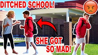 SKIPPING THE LAST DAY OF SCHOOL! *CAUGHT*