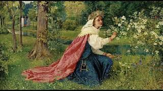 Джордж Данлоп Лесли (1835-1921) (Leslie George Dunlop) картины великих художников