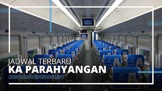 PT KAI Memastikan Tetap Mengoprasikan Relasi Tujuan Bandung, Berikut Jadwal Terbaru KA Parahyangan