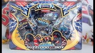 Guzzlord  - (Pokémon) - Opening A Pokemon Guzzlord GX Box