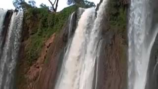 preview picture of video 'cascades ouzoud 2014 (ouzoud falls 2014)'