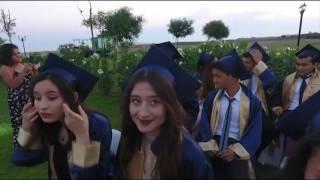 2016-2017  Eğitim-Öğretim yılı  Yükseliş Anadolu Lisesi Mezuniyet Töreni
