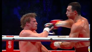 Wladimir Klitschko VS Alexander Povetkin Fight HD // Бой Владимира Кличко и Александра Поветкина