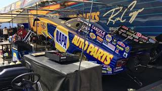 NHRA US Nationals 2017 - Funny Car