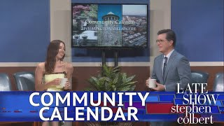 Wilmington, DE Community Calendar With Aubrey Plaza