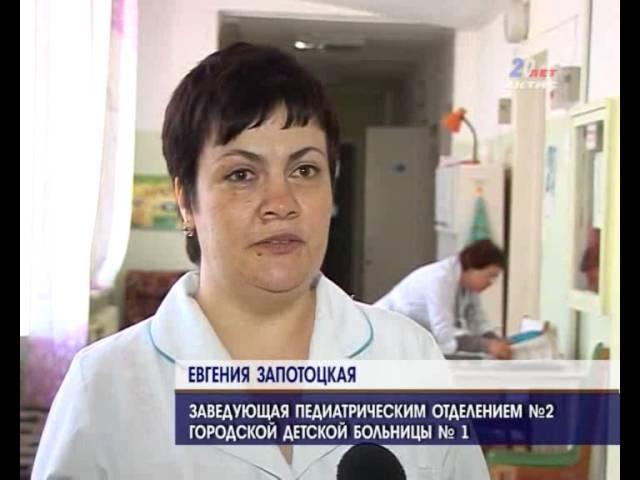 В детской больнице проходят мастер-классы по изготовлению кукол