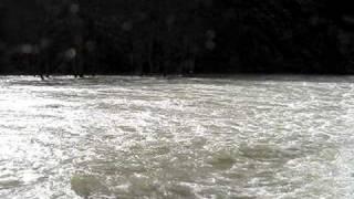 preview picture of video 'Vranov nad Dyjí - záplavy v roce 2006 - www.vranov-nad-dyji.eu'