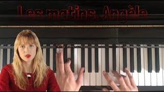 Les Matins, Angèle, Piano Cover