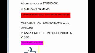 flash geant gn mamo