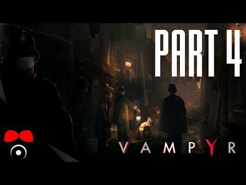 VYSÁL JSEM ČERNOCHA! | Vampyr #4