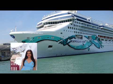 Norwegian Jade Cruise-  (Mediterranean) Greek Isles Review and Ship Tour!